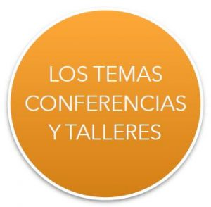 Temas y conferencias
