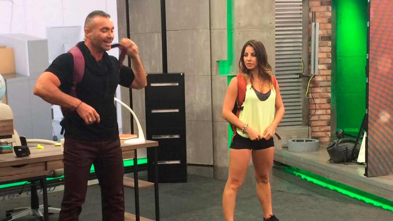 #RutinaGodín: Activación de piernas y abdomen lateral