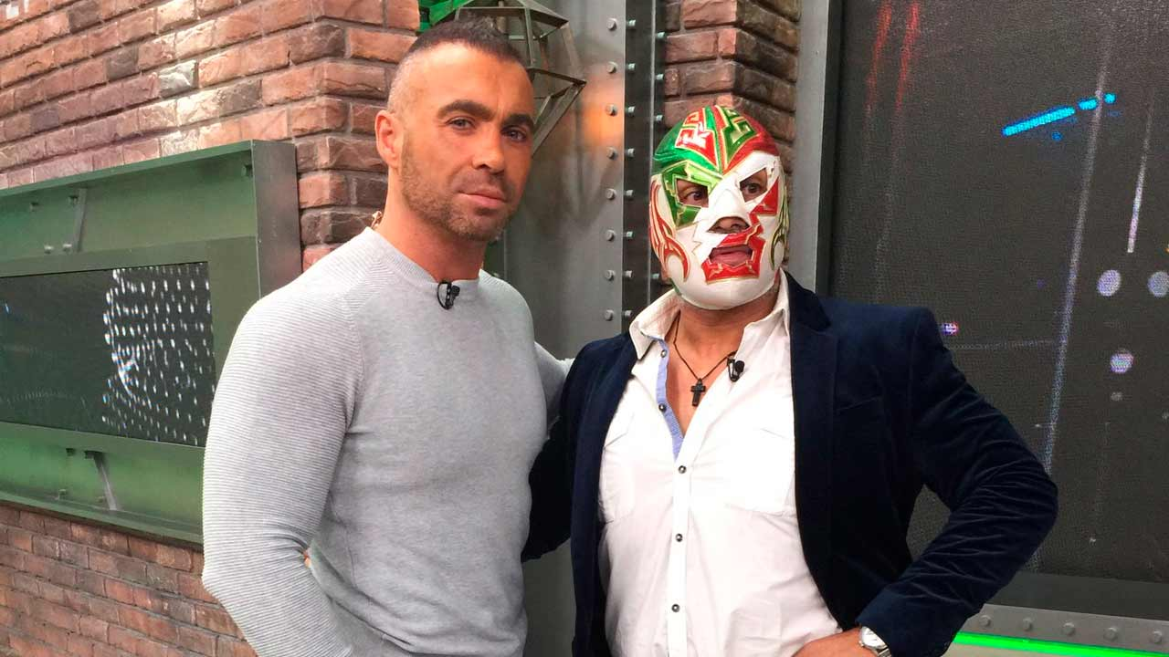 Diego Di Marco entrevista a Dr Wagner Jr