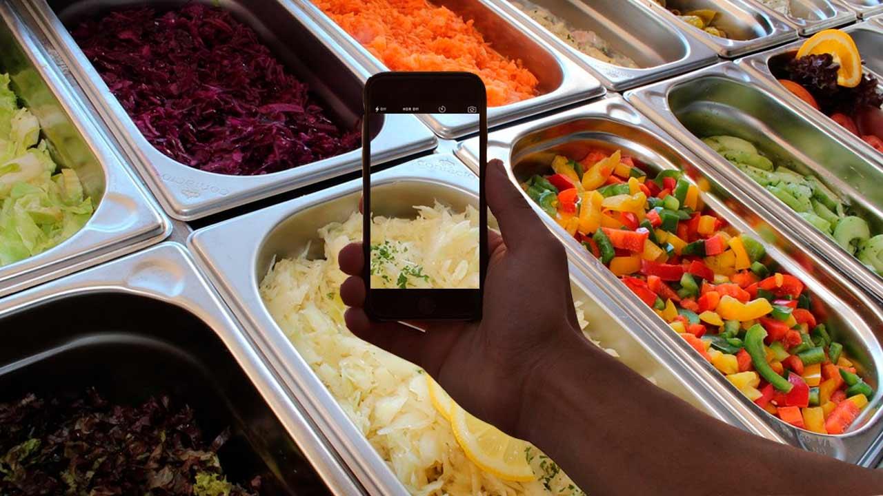 App para elegir alimentos más sanos