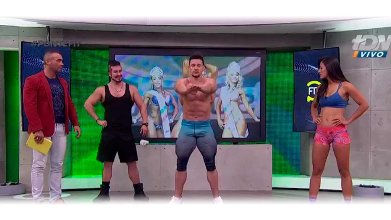 Hulky Bruce: secretos para tener un cuerpo musculoso