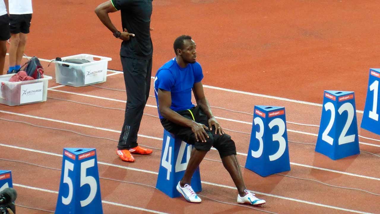 Usain Bolt y su entrenamiento funcional