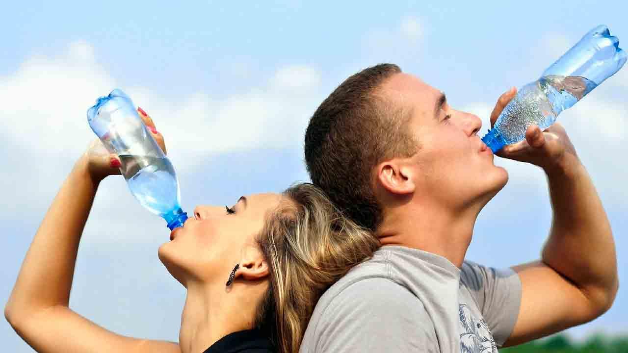 Agua e hidratación en el ejercicio