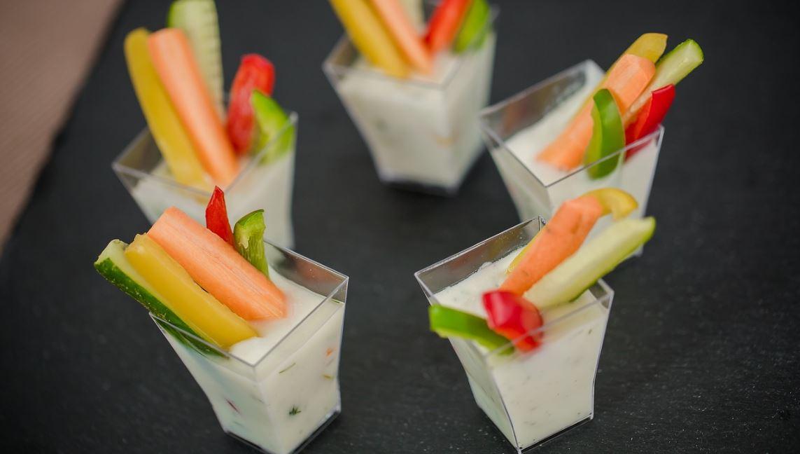 Opciones de snacks bajo en carbohidratos