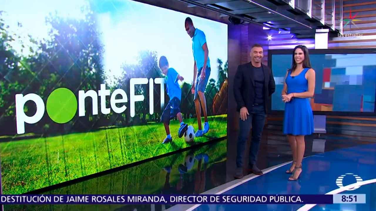 Fútbol en la infancia, una gran forma de desarrollar movimientos básicos