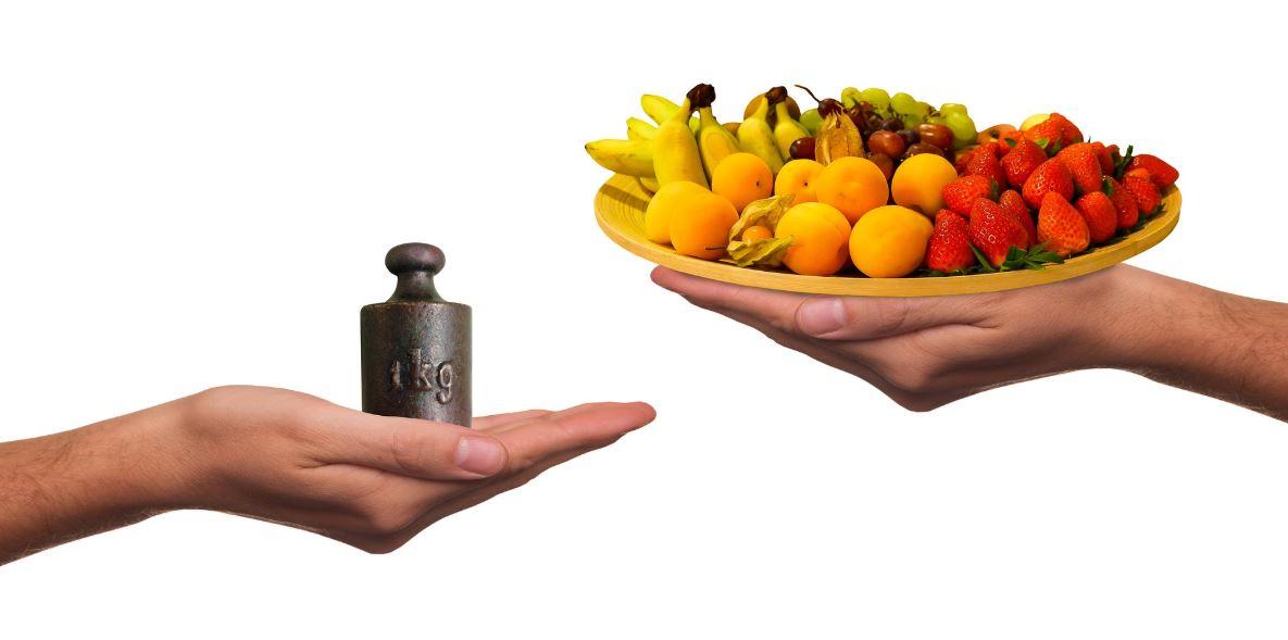 Suprime el hambre sanamente